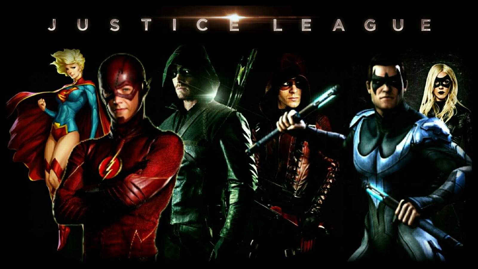 cw justice league - photo #44