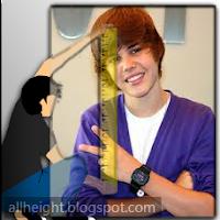 Justin Bieber Height - How Tall