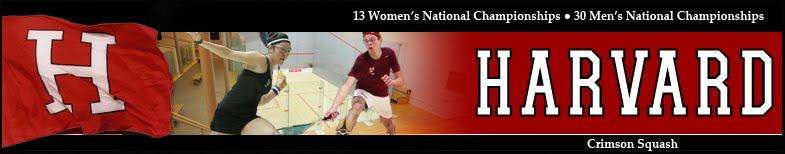 Harvard Squash Blog