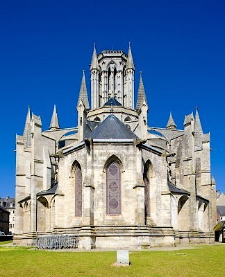 (France) - Normandy - Cathedral Notre Dame