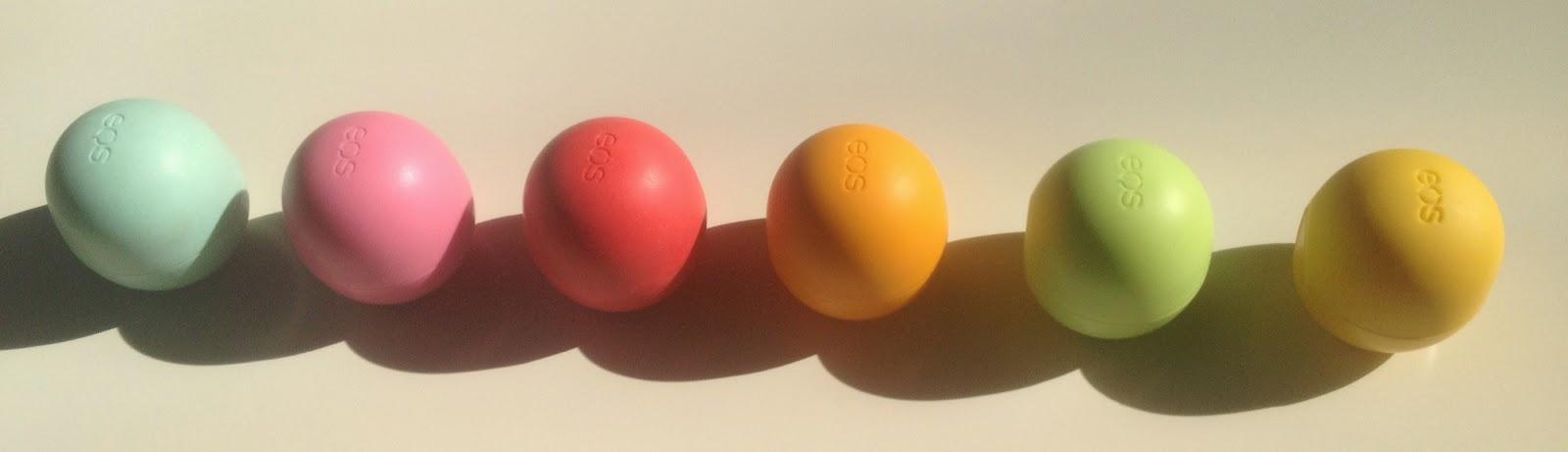 Lolin svet: Eos- Evolution Of Smoth lip balm