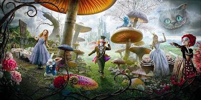 Cine y Pediatría (261) Coordenadas metafísicas e infancia en el imaginario de ?Alicia en el País de las Maravillas?
