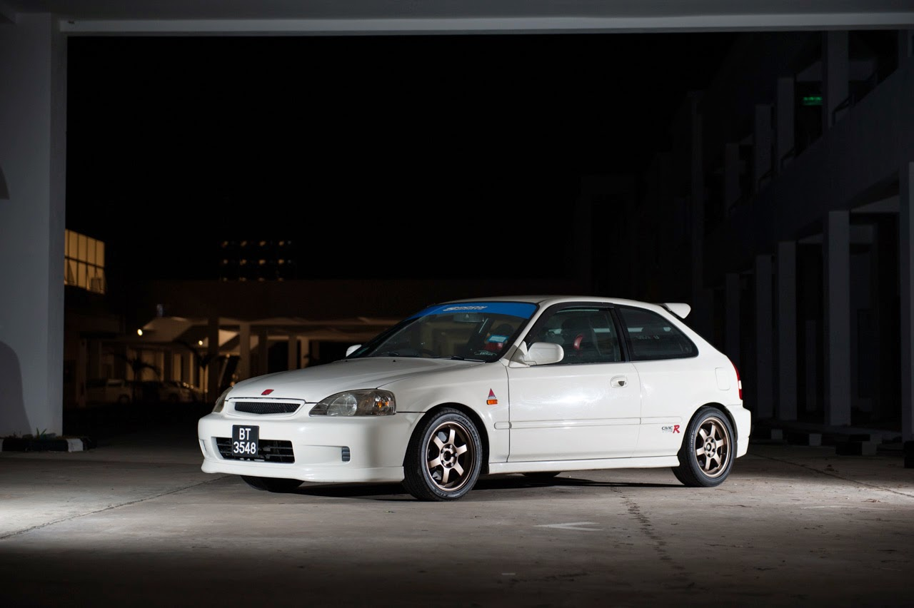 96 honda civic type r ek9 for Honda civic ek9