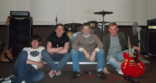 MusicMafia present Walsall band The Assist