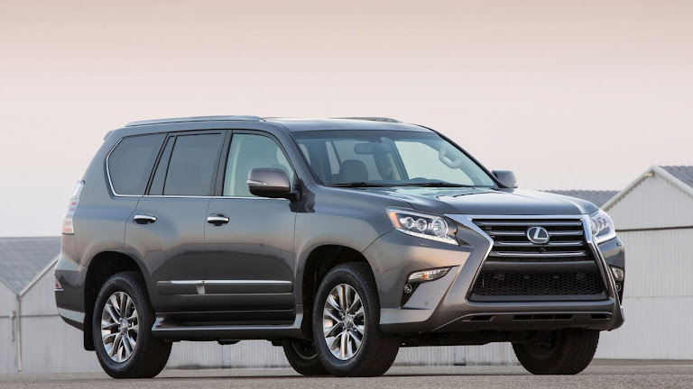 2014 Lexus GX 460 SUV HD Wallpaper