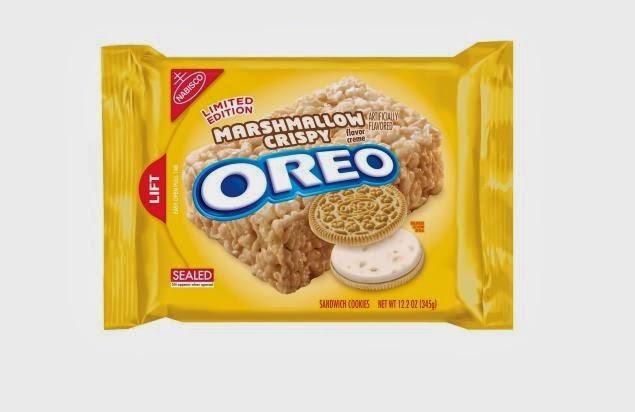 Doeblerghini Bunch:  STAT-urday Crispy Oreos