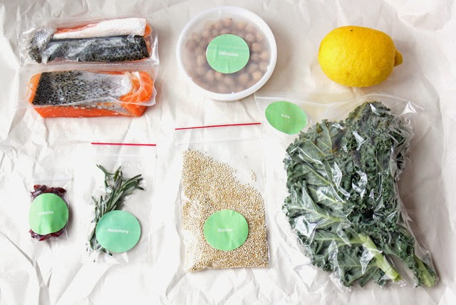 Pairdd Salmon with Quinoa and Kale Gluten Free Meals - www.pairdd.com