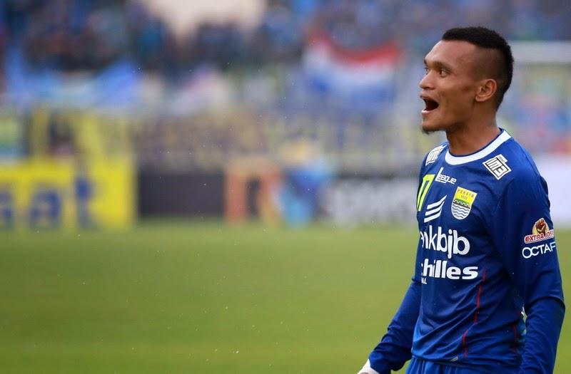 Liga ISL : Persib Bandung vs Arema 3-1