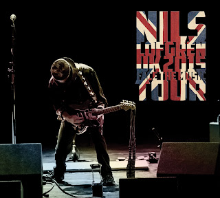 Nils Lofgren's UK2015 Face The Music Tour CD