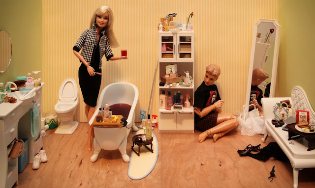 Beautiful Barbie Doll Collection