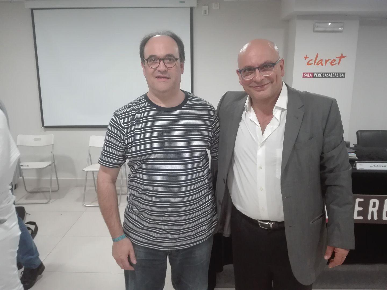 Amb Guillem Vallejo