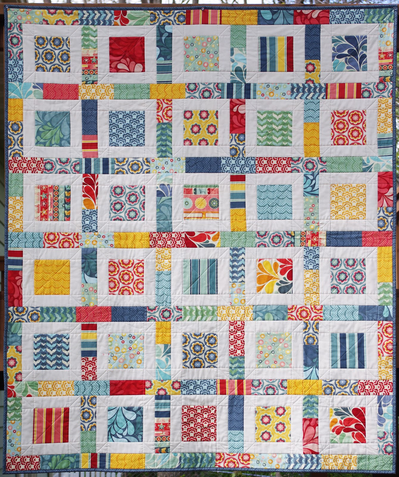 Ahhh Quilting Salt Air Charm Quilt
