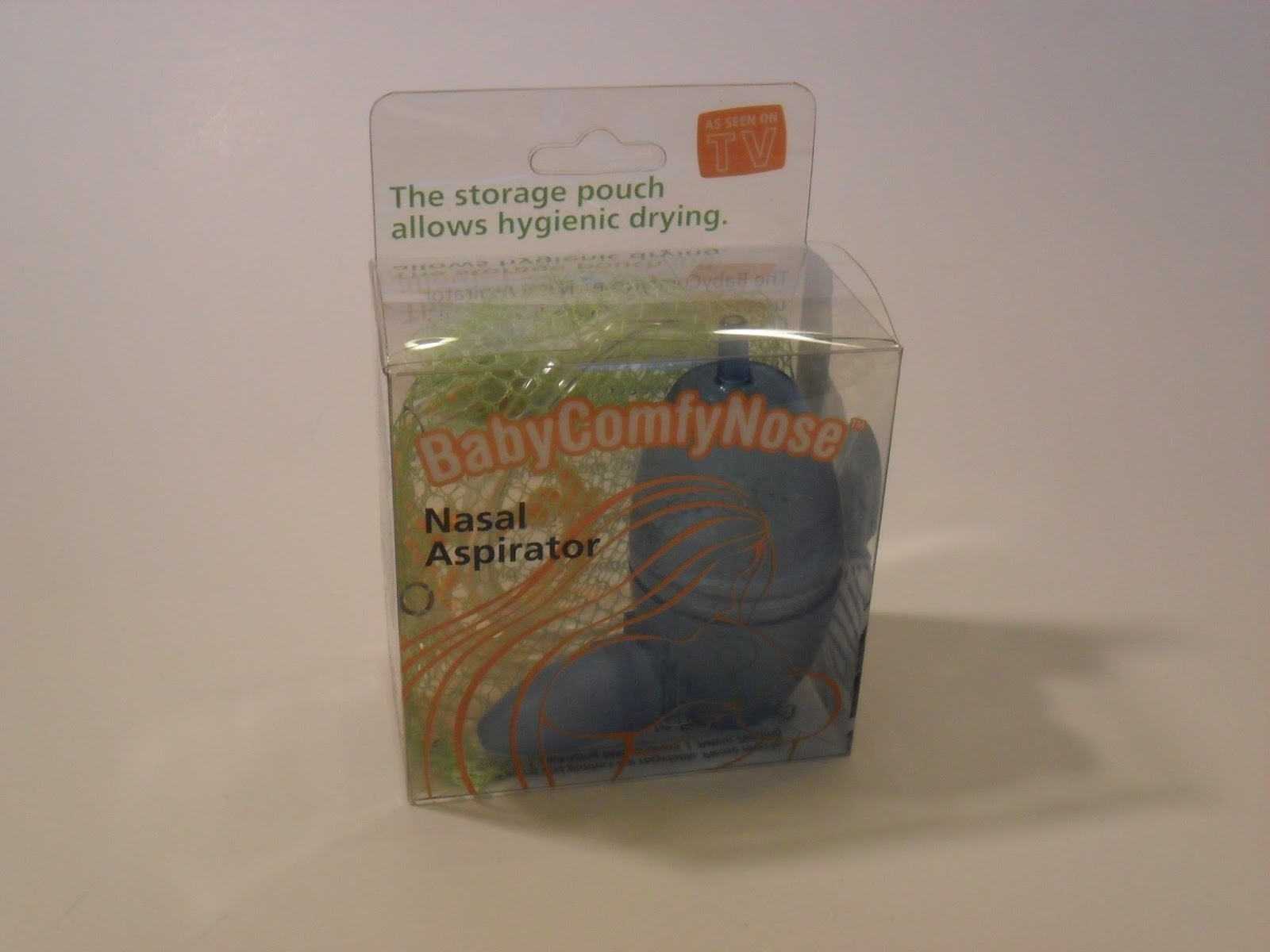 Keep stuffy away with BabyComfyNose Review