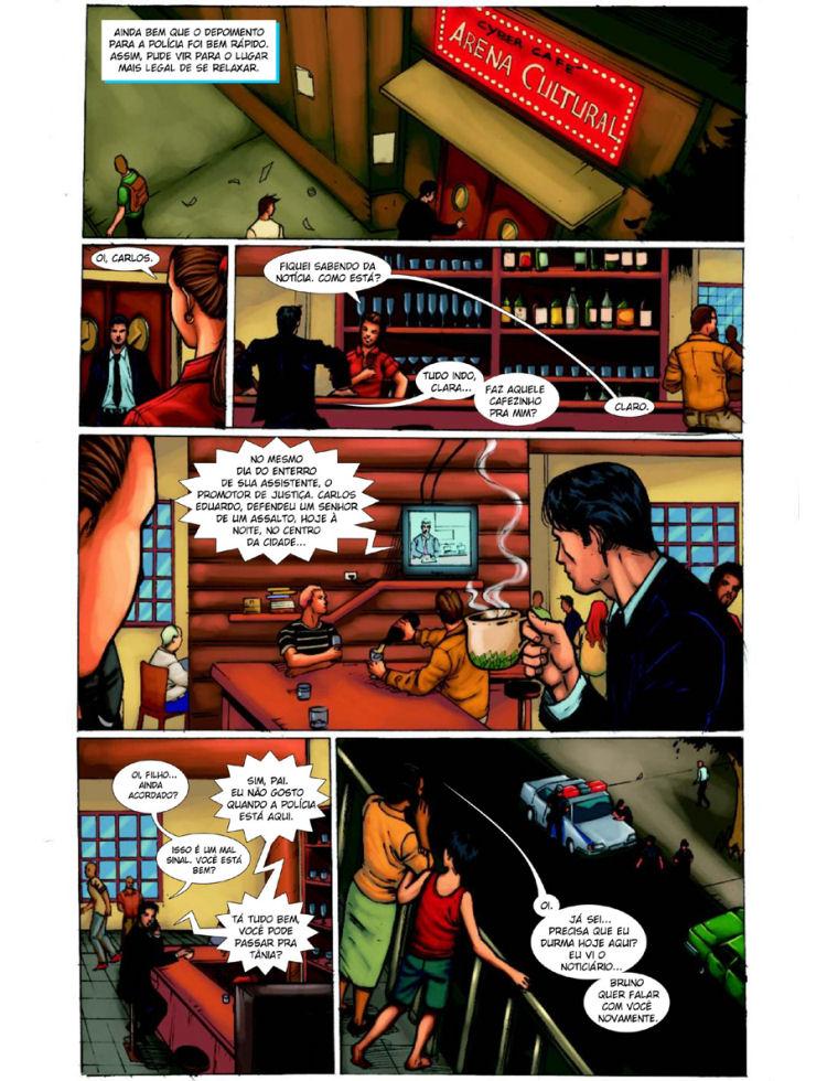 Guardião Noturno - Pagina 18