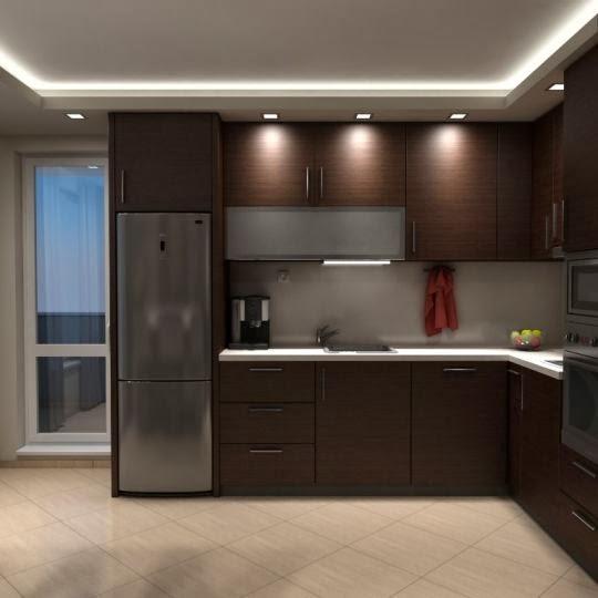 Кухня 3D - 11