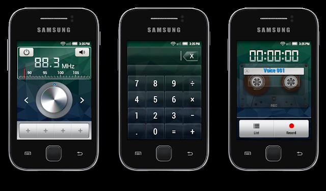 Rom for Samsung Galaxy Y GT-S5360