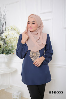 BLOUSE SWEET EVOLET - BSE 333