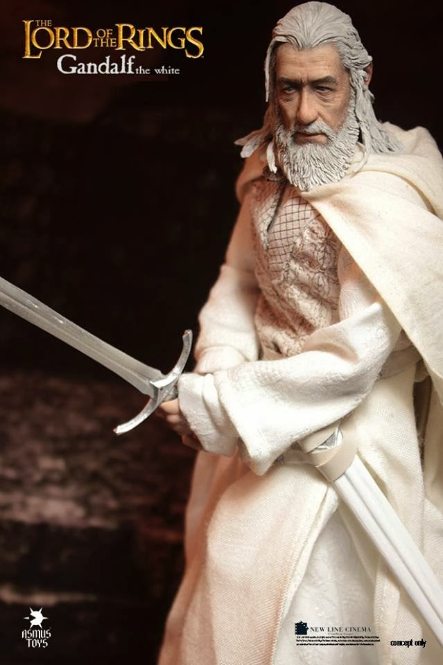 [Asmus Toys] The Lord of the Rings 1/6 scale - Gandalf F5