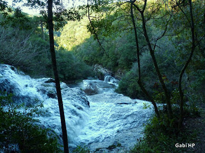Parque e Cascata do Caracol de Canela