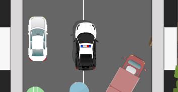 chơi game Cảnh sát lái xe