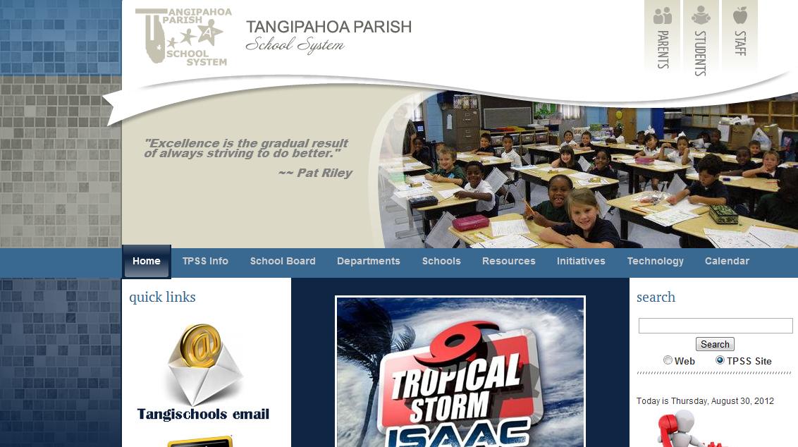 Tangischools Calendar - Academic Calendar