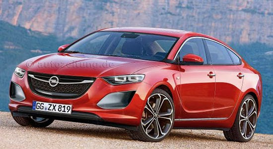 2016 Opel Insignia/Buick regal
