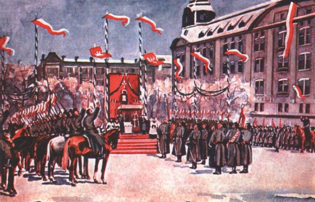 Komitet Organizacyjny do spraw Powstania Wielkopolskiego w Kruszwicy