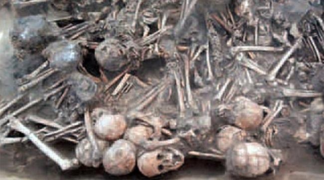 Φρικιαστική ανακάλυψη ομαδικού τάφου με πάνω από 800 παιδιά και βρέφη στην Ιρλανδία απο κομμουνιστές!