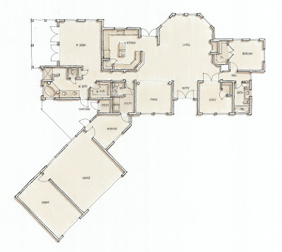 Monteola Elevations And Floor Plans
