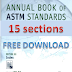 ASTM Standards (Series of Archives) free download