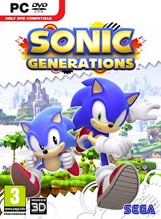 Download Sonic Generations   PC top pc aventura arcade ano 2011