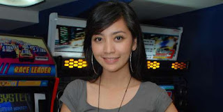Presenter Olahraga Tercantik di Indonesia Hesti Purwa Dinata