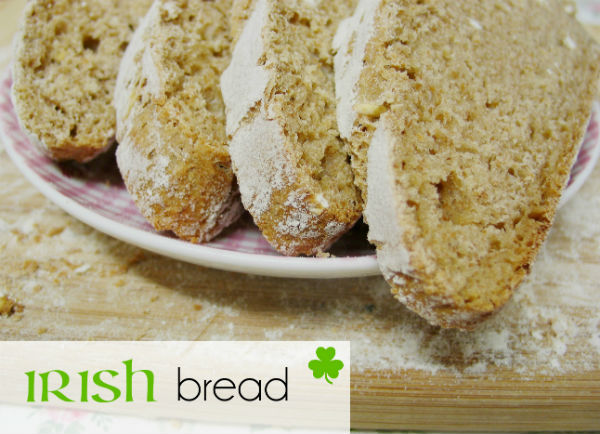 Pan de Guinness ~ Irish bread