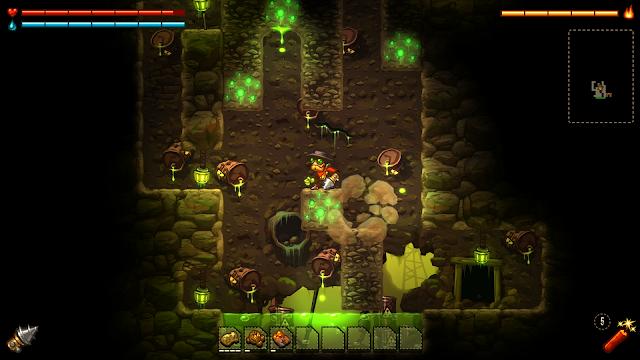 SteamWorld Dig se estrena también en Xbox One