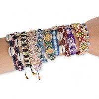 Friendship Bracelet Free Pattern2