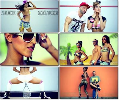 ALEX P - Belucci (2013) HD 1080p Music Video Free Download