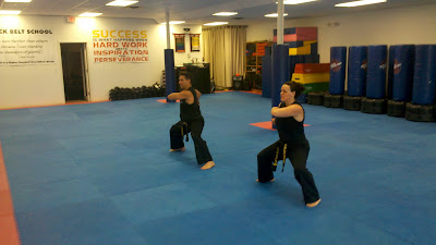 Adult Karate and Kickboxing in Fairfield, Connecticut