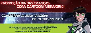 """""""Promoção Dia das Crianças com Cartoon"""""""