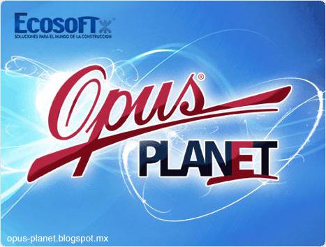 Instalación Opus Planet
