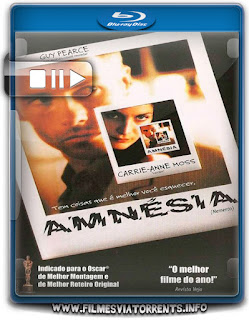 Amnésia Torrent - BluRay Rip 720p Dublado