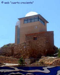 El nido de Águilas del Moncayo: V Curso de astronomía en el ...