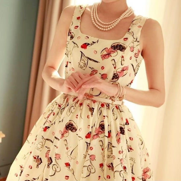 USA UK Women Summer Dresses 2013