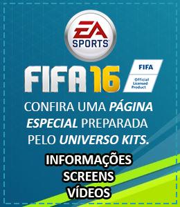 FIFA 16 - UNIVERSO KITS