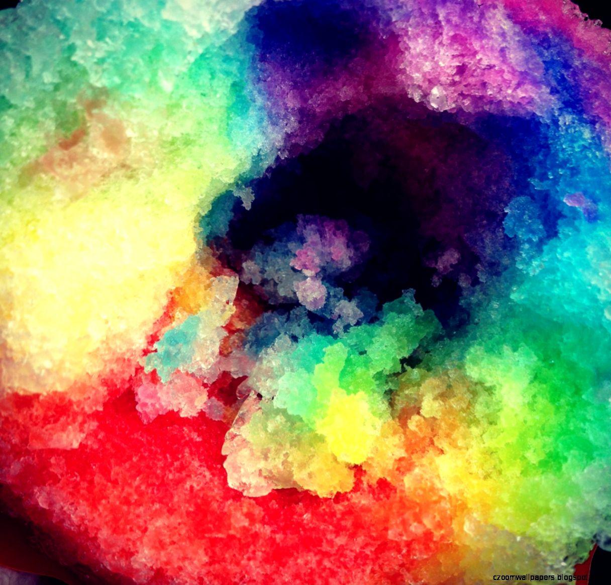 Rainbow Flavored – Digital Nomad