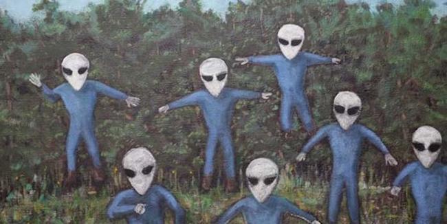 secuestrado por alienigenas