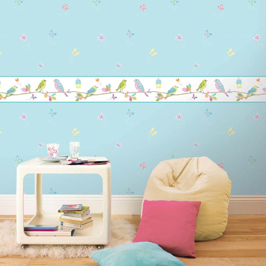 Papel pintado papel pintado infantil hoopla for Papel decomural infantil
