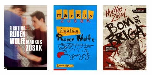 fighting ruben wolfe markus zusak despite self doubts came Markus zusak: illustrator: trudy white: the book thief is a 2005 historical novel by australian author markus zusak and is his most popular work despite her.
