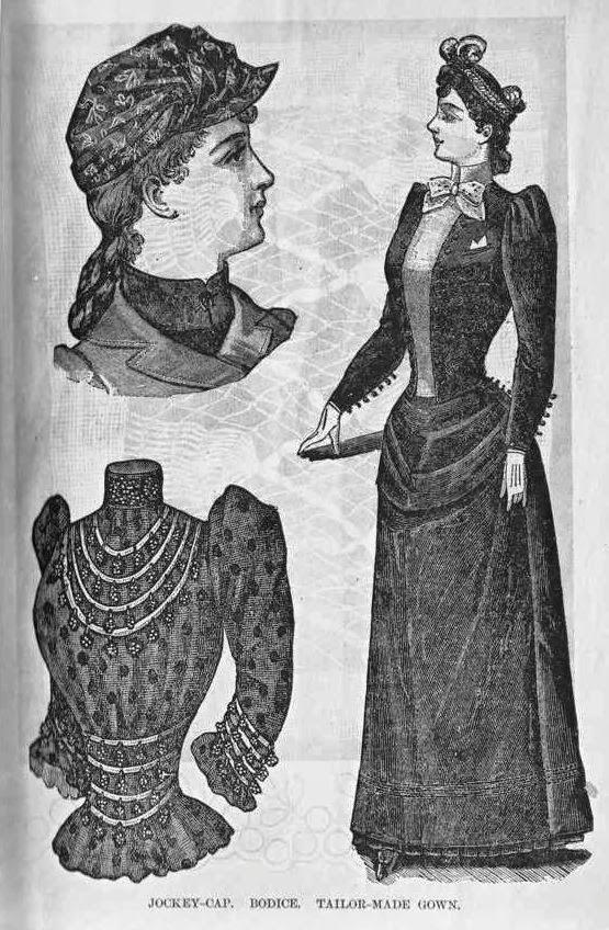 Peterson's Magazine1890