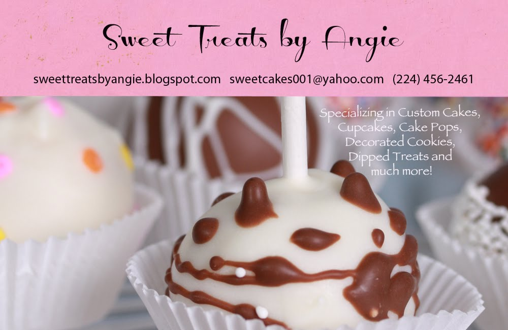 Sweet Treats by Angie