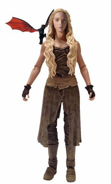 Figura Daenerys Juego de Tronos
